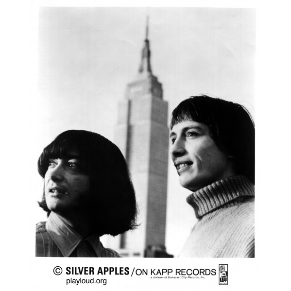 Silver Apples Whirly Bird Oscillations