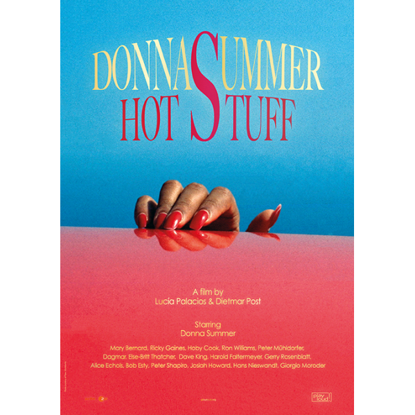 Donna Summer Hot Stuff Play Loud Archive Store