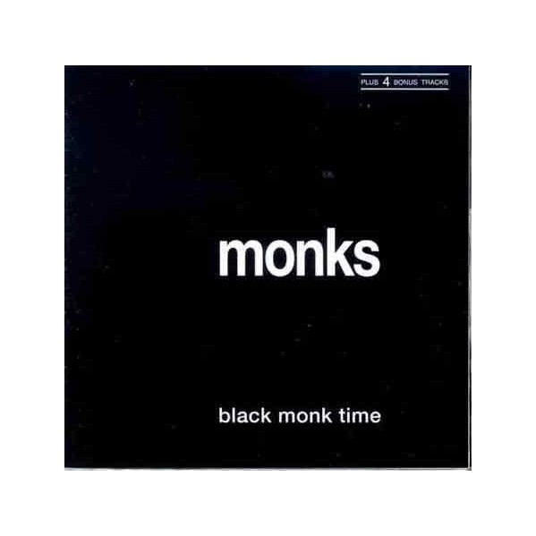 The Black Time Monk Monks 71